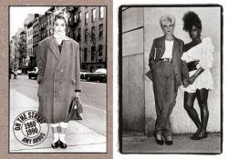 Фотоальбом On the Street - отражение людей и моды Нью-Йорка эпохи 80-х (фото)