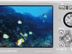 Olympus u1030SW: Идеальный фотоаппарат для туристов