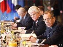 Россия и Евросоюз не договорились по Косову