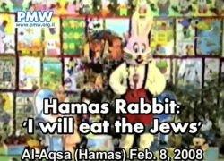 Фрагмент из палестинской телепрограммы для детей (видео)