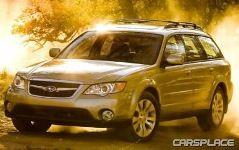 """Subaru Outback назван \""""Лучшим Новым Семейным Автомобилем\"""""""