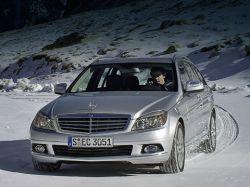 Mercedes вывел на российский рынок универсал C-Class