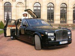 Rolls-Royce забавно решил проблему Phantom