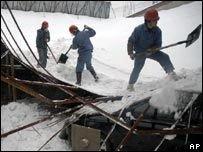 Непогода обошлась экономике Китая в 15 млрд. долларов