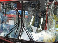 На юге Египта перевернулся туристический автобус, пострадал 21 человек