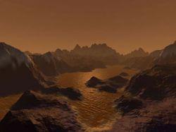 Титан - рай для нефтяников