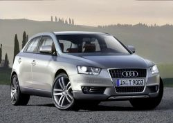 Audi Q5 в первую очередь предложит гибрид, а потом - дизель