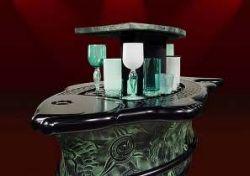 Кофейный столик за $50,000 – шедевр декоративного искусства