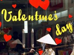 Как празднуют День святого Валентина в мире? (фото)