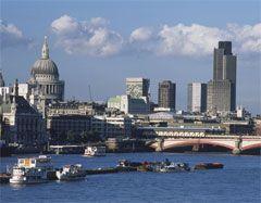 Самым богатым городом Евросоюза признан Лондон