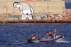 Рисунки, украшающие стены городов Европы (фото)