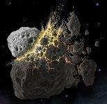 """Вблизи Земли найден первый \""""тройной астероид\"""""""