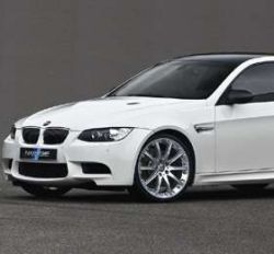 BMW M3 от Hartge способна рагоняться до 340 км/ч
