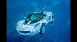 Автомобиль-амфибия sQuba. Первые фото концепта (фото)
