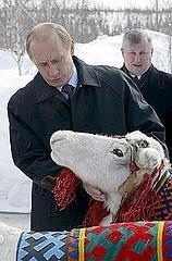 """Владимир Путин сообщил, что еще год назад у него \""""было только общее представление, куда будет двигаться страна\"""""""