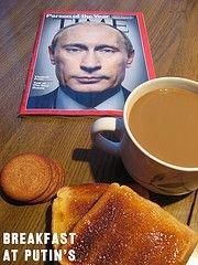 Восемь новых афоризмов Владимира Путина
