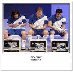 Adidas представил футбольные бутсы F50.8 TUNiT. Футболисты собрали их, как конструктор