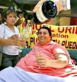 Самый толстый человек в мире похудел на 230 килограмм (фото)