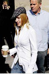 Мадонна вновь невеста