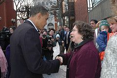 Барак Обама обещает потратить $210 миллиардов на новые рабочие места