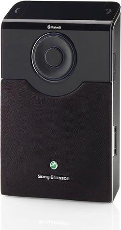 Sony Ericsson представила автомобильный Bluetooth-громкоговоритель HCB-150