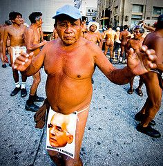 Праздник голых мужчин