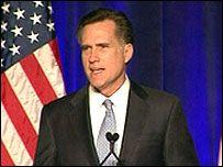 Бывший кандидат в президенты от Республиканской партии Митт Ромни поддержал своего соперника Джона Маккейна