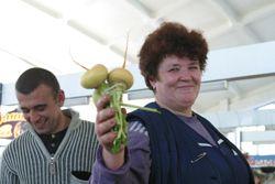 Высокие цены на московских продовольственных рынках поддерживаются искусственно