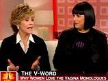 """Актриса Джейн Фонда выругалась в прямом эфире канала NBC, обсуждая \""""Монологи вагины\"""""""