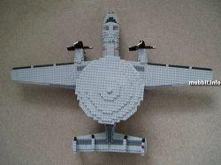 Самолеты из конструктора LEGO (фото)