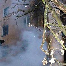 На севере Лондона прогремел сильный взрыв