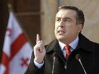 Михаил Саакашвили вслед за Виктором Ющенко попросился в НАТО