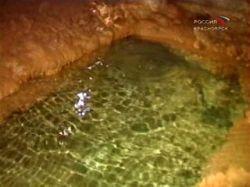 Женевской пещере угрожает экологическая катастрофа