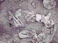 Найдено древнейшее человеческое жертвоприношение в Африке
