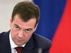 Дмитрий Медведев: не расслабляться под душем из нефтедолларов