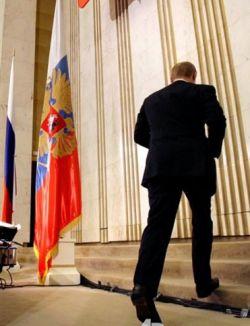 Последнее выступление президента Владимира Путина (фото)