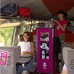 Во Франции пустят ночной поезд с дискотекой