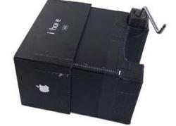 Как коробку от коммуникатора iPhone превратить в фотокамеру