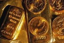 Золото получит статус банковского счета