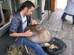 Музыкальный инструмент Hang Drum покоряет Интернет (видео)