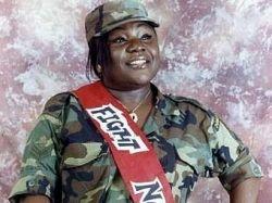 Поп-королева Либерии Джули Энди посвятила песню Джорджу Бушу