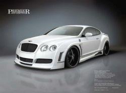 Bentley получит дизельный двигатель