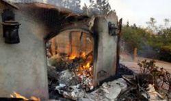 Пожары в центрах временного проживания иммигрантов в Германии