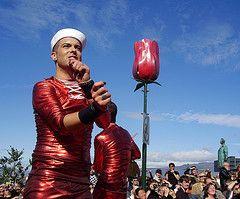 В Мадриде митингуют гомосексуалисты