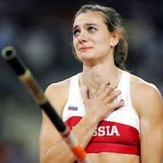 Елена Исинбаева установила в Донецке новый мировой рекорд