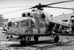 Финские пограничники нашли российский Ми-8 в своем воздушном пространстве