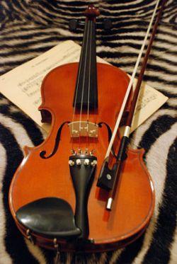 Скрипка ex-Vieuxtemps продана более чем за 3,5 миллиона долларов