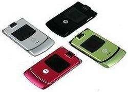 Motorola и Angstrom Power разработали водородный телефон
