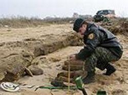 Тайник с огнеметами и гранатометами найден на Ставрополье