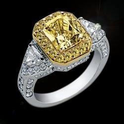 В столице украли уникальное кольцо